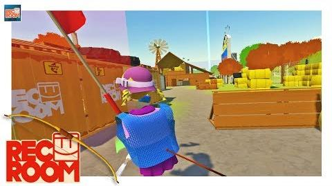 video paintbow ctf 1 1 rec room rec room wiki RC Car Action Boat Room