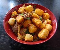 Picante tofu