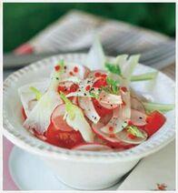 Tomate salad