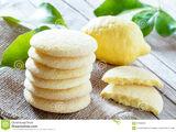 Bolacha Amanteigada de Limão com Alecrim