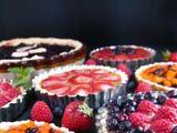 Tortas de Cereja Medieval
