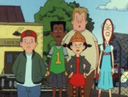 The Recess Gang without Gus HQ
