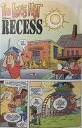 Recess The Long Hot Recess