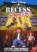 Recess School's Out DVD