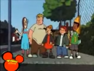 The Recess Gang with the exception of Gus