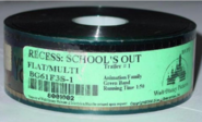 Recess School's Out Trailer 1 35mm
