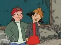 Recess Spinell and T.J Best Friends