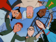 The gang in PFAD