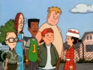 Spinelli talking to the gang 5