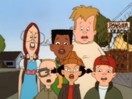 The gang is shocked!