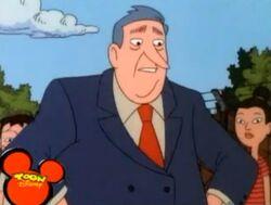 Mayor Fitzhugh
