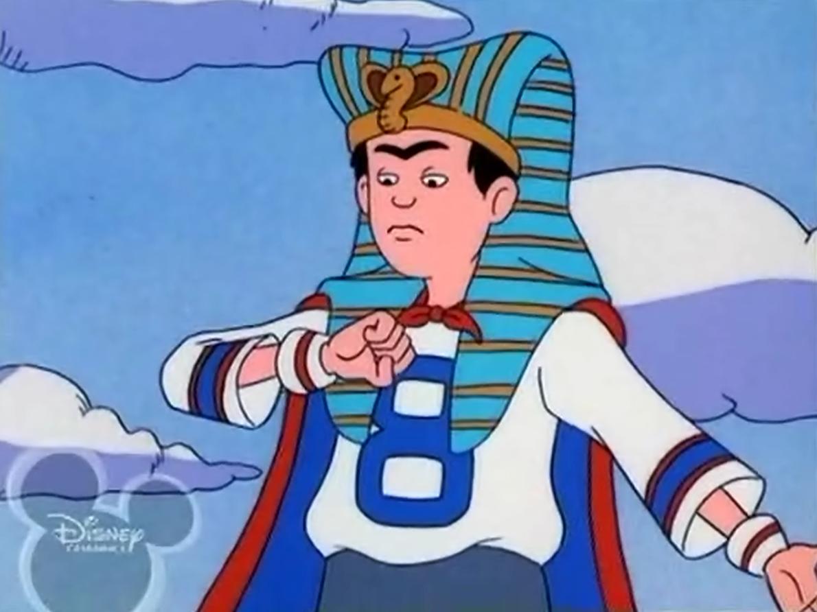 Charming Pharaoh Bob