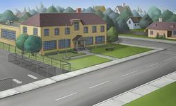 Third Street School