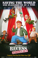 Recess school s out-dvd-poster
