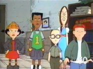 The Recess Gang in broadcast