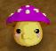 Mushroom purple Drisby