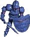 Knight blue