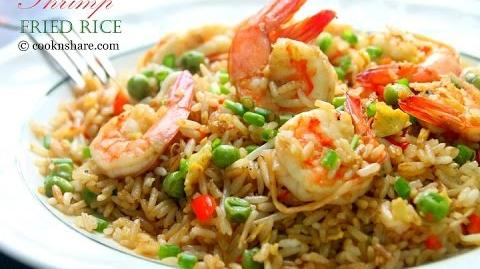 How to Cook the Shrimp-Fried Rice