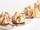 Apple-Cinnamon Wontons à la Mode