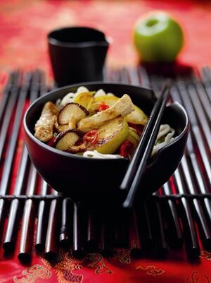 Hot and Sour Pork image