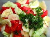 Latvian Summer Salad