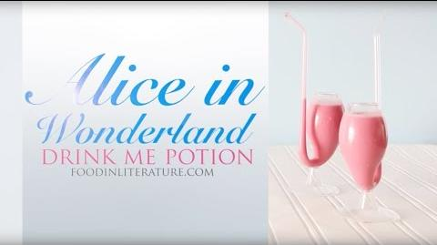Drink Me Potion Party Drink