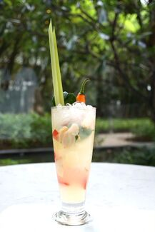 Tom Yam Cocktail