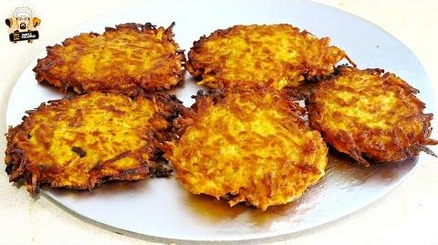 How to Cook Sweet Potato Hash Browns