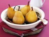 Spiced Pears