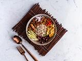 Thai Shrimp Paste Fried Rice at Park Hotel Farrer Park