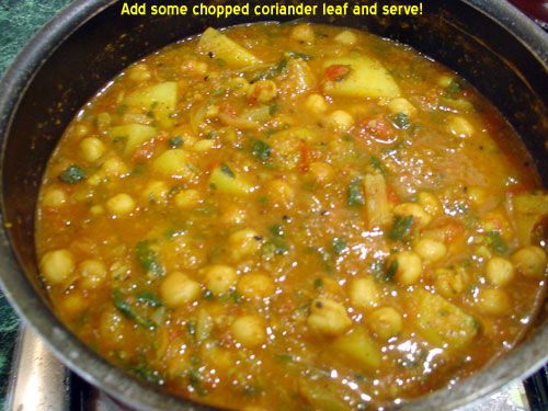 Channa masala recipes wiki fandom powered by wikia channa masala forumfinder Image collections