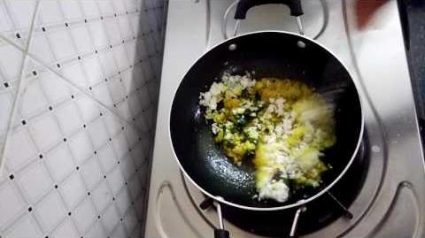 How to Cook the Garlic Lemon Rice