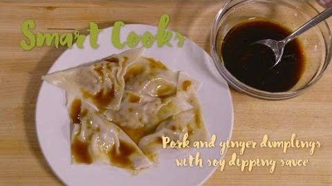 How to Cook the Ginger-Pork Dumplings