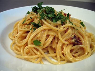 Spaghetti Alla Carbonara Recipes Wiki Fandom Powered By Wikia