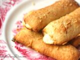 Cheese-filled Bread Sticks