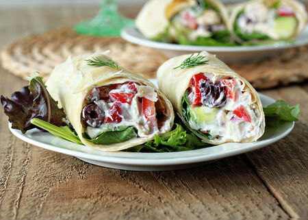 Greek-Salad-Sandwich-Wraps