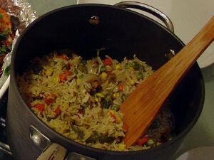 Veg-rice