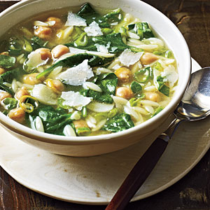 Chicken Soup with Fennel and Spinach | Recipes Wiki | FANDOM