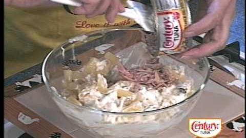 How to Make Tuna-Pasta Salad