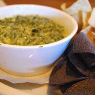 Spinach Artichoke Dip, slow cooker