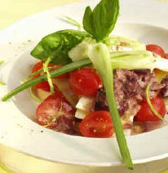 Polish Tomato Salad