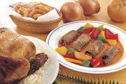 Meat Rolls