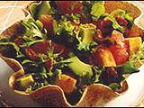 Sunburst Avocado Salad