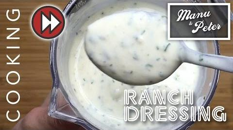 How to Make the Quick Ranch Dressing