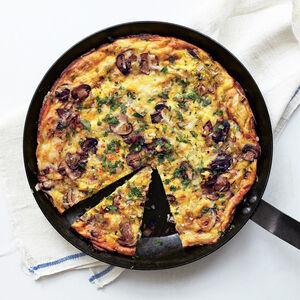 Mushroom-leek-and-fontina-frittata-646