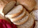 Icelandic Three-grain Brown Bread