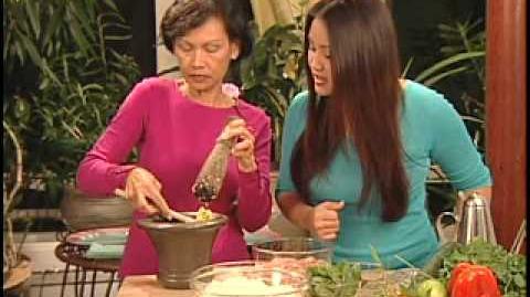 THAI FOOD basil chicken fried rice