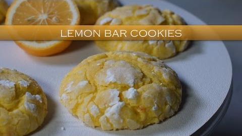 How to make Lemon Bar Cookies