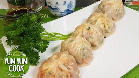 How to Make the Steamed Beef DUmplings