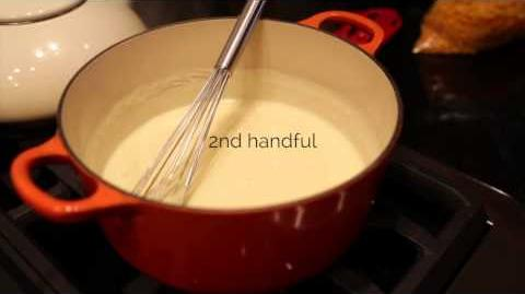 How to Make the Cheese Sauce